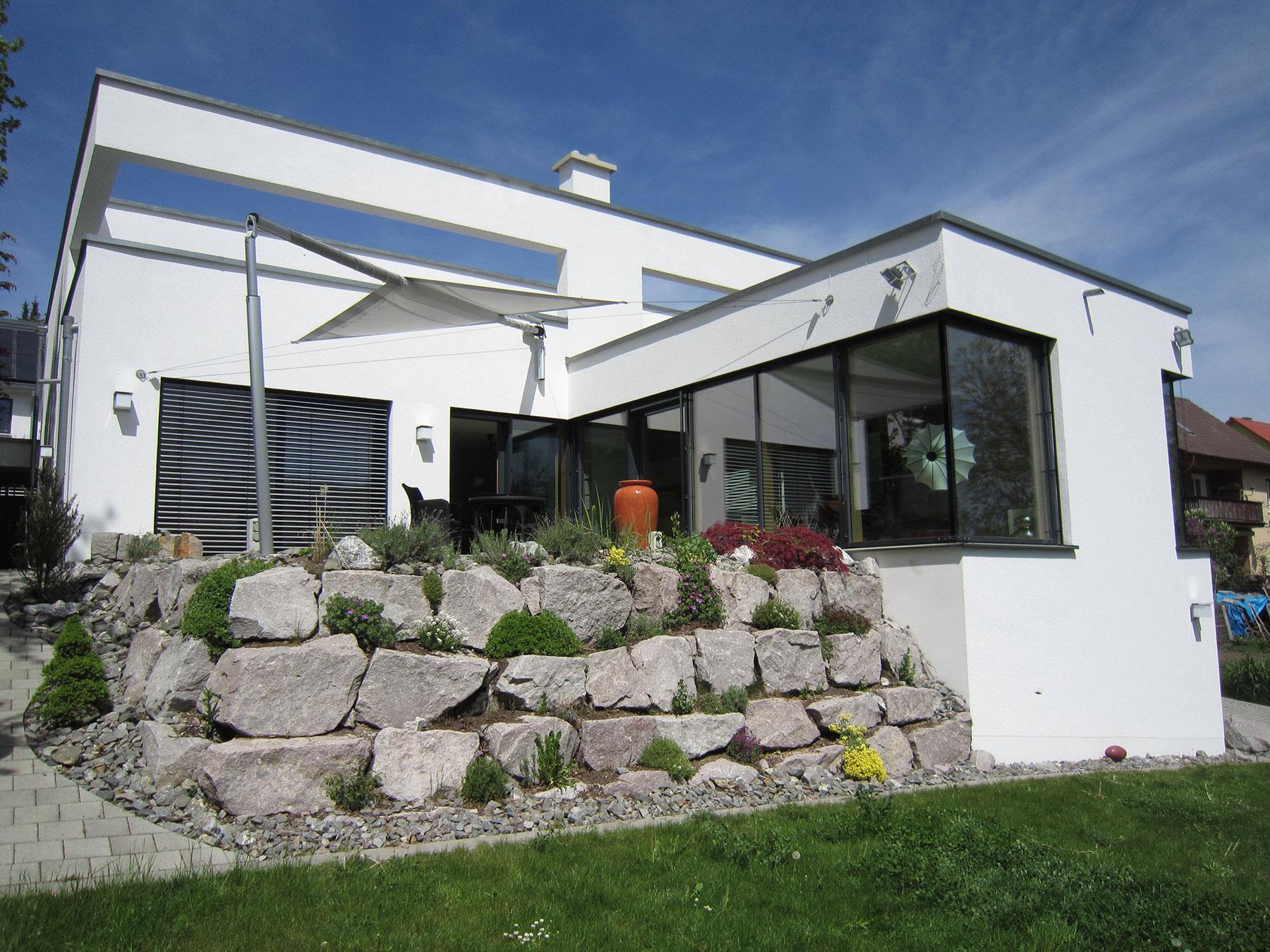 Hausidee stella select massivhaus gmbh for Architektenhaus bauen