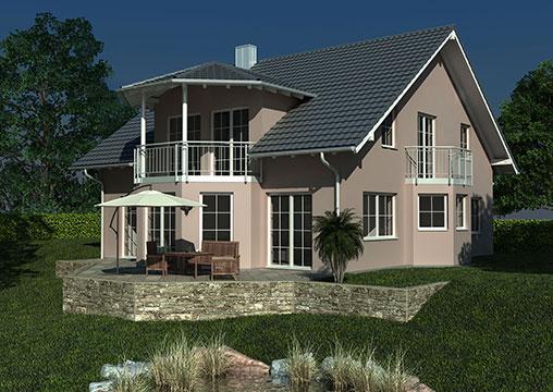 h user select massivhaus gmbh. Black Bedroom Furniture Sets. Home Design Ideas