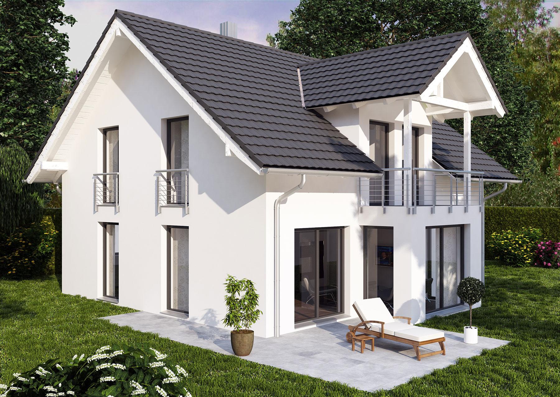 Einfamilienhaus Novum in VS-Schwenningen - SELECT Massivhaus ...