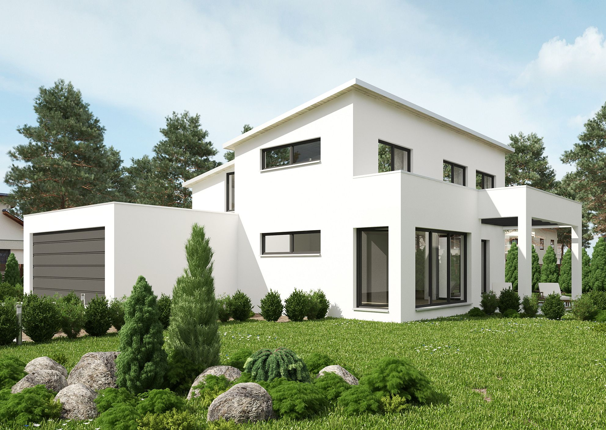 Häuser - SELECT Massivhaus GmbH
